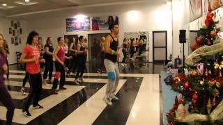 Zumba® Fitness w/ Mircea - Hella Decale ( remix 2013 )