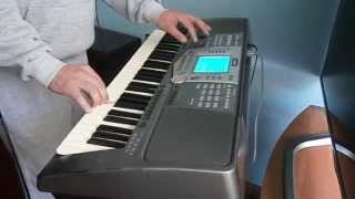 C.C. Catch-Heaven & Hell cover by angeleyes on Yamaha PSR 1000