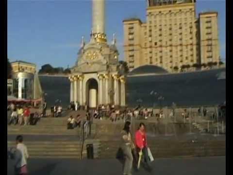Kyiv- Kiev city Tour, part. 1/2.