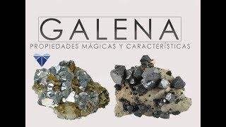 Galena - Propiedades Mágicas y Caracteristicas   Minerales de colección