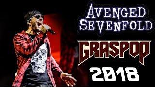 Avenged Sevenfold - Live @ Graspop 2018 width=