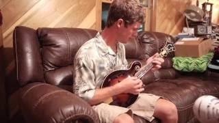 Solly Burton on White Mandolin # 5 (Video 1)