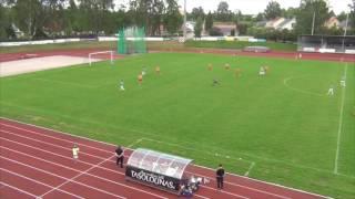 Tampereen Kolmonen 16.6.17 Härmä - JanPa 3-0 (2-0)