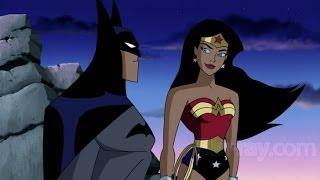 Mulher Maravilha e Batman - melhores momentos (Dublado) parte 3