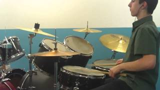 Safri Duo-Played A Live(David Martín drum cover)