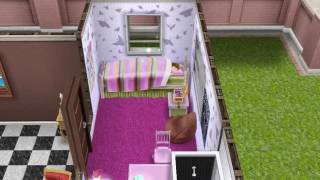 Sims Freeplay: A day in the life of preteen Anna Parker