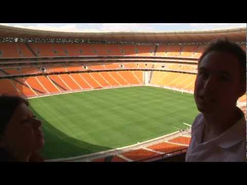 SA Epic Tour: Video: Day 17: Soweto Tour & Soccer City
