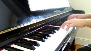 I Will Always Return Finale - Spirit: Stallion of the Cimarron Piano (Cover)