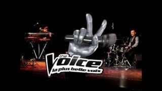 Thomas Vaccari, candidat de The Voice à l'Espace Jean-Ferrat à Drap