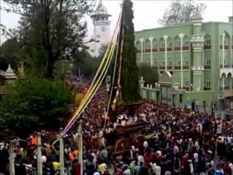 Seto Machhindranath Jatra (Chariot Festival)