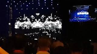 Calvin Harris Live In Singapore 2017