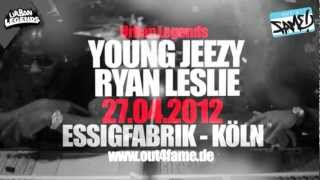 YOUNG JEEZY & RYAN LESLIE LIVE IN CONCERT!