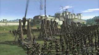 Medieval II: Total War PC Games Gameplay - GC 2006: Battle