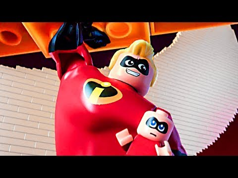 LEGO THE INCREDIBLES Trailer