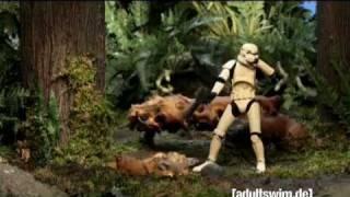 Wie im Traum | Robot Chicken: Star Wars Special | Adult Swim