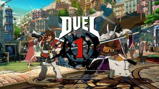 Guilty Gear Strive gameplay demoed in three different match videos