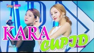 [Comeback Stage] KARA - CUPID, 카라 - 큐피트, Show Music core 20150606
