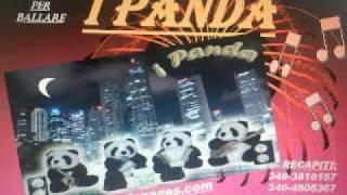 """I PANDA DI  ROMAGNA  -live-  """"su la gamba""""  polka di Isabella Calisti"""