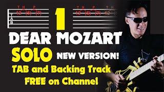 DEAR MOZART - MARCELO RIBEIRO REMAKE - Jerry'C