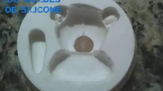 Ldb moldes de silicone