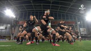All Blacks Switch Up The Intro Of Ka Mate ᴴᴰ In Last Game Against Wales ..I like it!