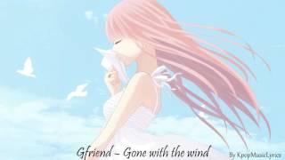 [ Nightcore ] GFriend - Gone with the wind