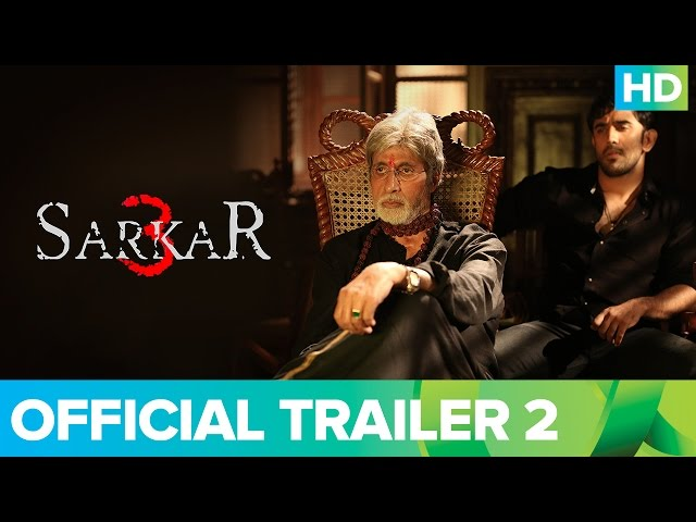 Sarkar 3 (Hindi) (U/A)