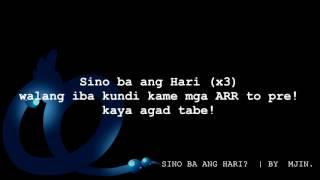 SINO BA ANG HARI? - By MJin ( LYRICS )