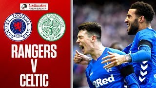 Rangers 1-0 Celtic | Jack Scores as Gerrard Beats Old Boss Rodgers! | Ladbrokes Premiership