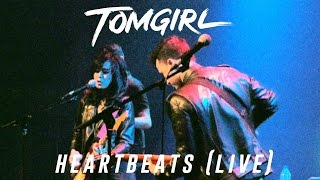 """TOMGIRL - """"Heartbeats"""" (Live at Mosaic Music Weekend 2016)"""