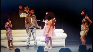 NEW MA (Stage Play- comedy)