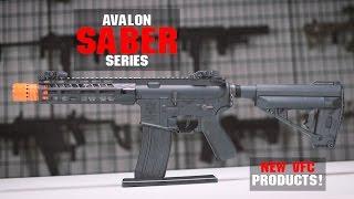 VFC VR16 Avalon Saber AEG Overview | New VFC M4's & Colors! | AIRSOFTGI.COM