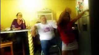 Rogelin Bailando En El Dia Del Padre