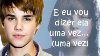 Justin Bieber - One time / Legendado (My World Acoustic)