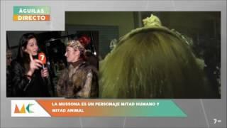 Carnaval de Águilas: la Mussona