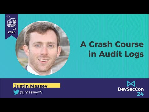 A Crash Course in Audit Logs