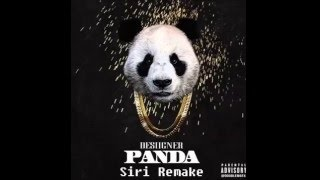 Desiigner - Panda (Siri Remake)