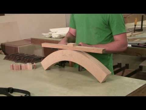 Woodworking Information : How to Bend Wood to Make Furniture ...