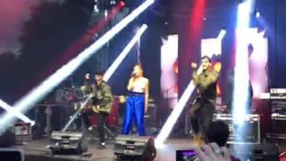 Alexandra Stan - Mr. Saxobeat LIVE @ Crangasi Park Bucharest, Romania