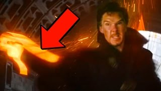 Doctor Strange - EVERYTHING YOU MISSED (Easter Eggs & Visual Analysis)
