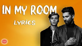 Yellow Claw & DJ Mustard - In My Room (feat. Ty Dolla $ign & Tyga) OFFICIAL LYRICS AUDIO