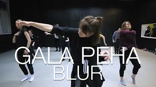 Wabz feat. Phasma Orexis - Blur | Choreography by Gala Peha | D.Side Dance Studio