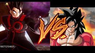 DRAGON BALL XENOVERSE 2 - CAC vs SSJ4 Goku