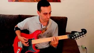 Disco Praise - Se eu me humilhar  - Guitarra Cover
