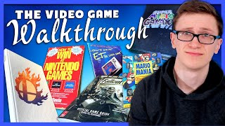The Video Game Walkthrough - Scott The Woz