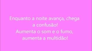 MissyM - Aquela Estrela - lyrics