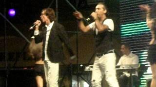 Los Locos - Il ritmo vuelta (live)@Radio Cuore Foiano della chiana 17 luglio 2010