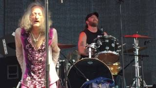 Pentagram live 7/18/16 at mcu park