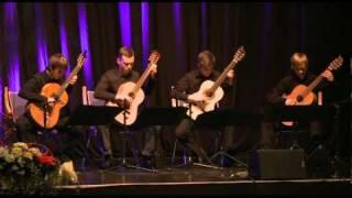 Tango für Gitarrenquartett - Guitarmonix LIVE