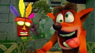 All of The Voice-Actors For Crash Bandicoot